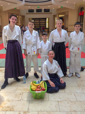 Aikido kids small